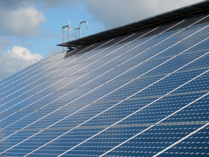 california pannelli solari cambiamento climatico