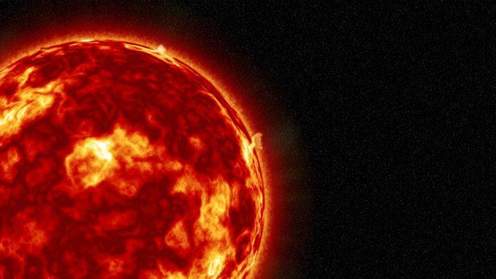 tempesta solare, fuchi nel cielo, danni ai satelliti