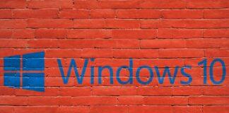 windows 10 problemi