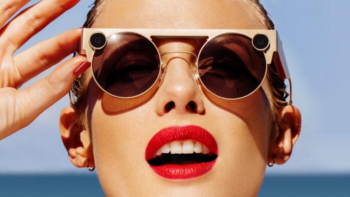 Snap occhiali realtà aumentata