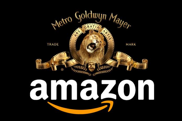 amazon, mgm, metro goldwyn mayer