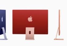 Apple iMac colorati