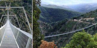 ponte sopseso, 516 arouca, portogallo