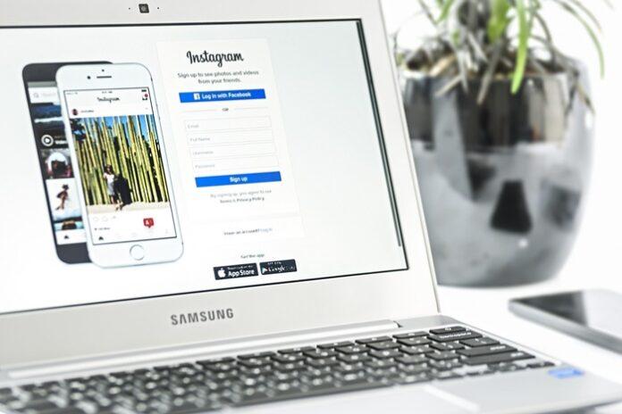 Instagram contenuti browser desktop