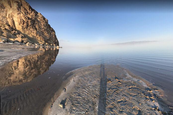 ambiente, lago salato, lago Urmia