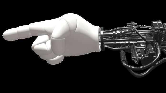 robotica senso del tatto
