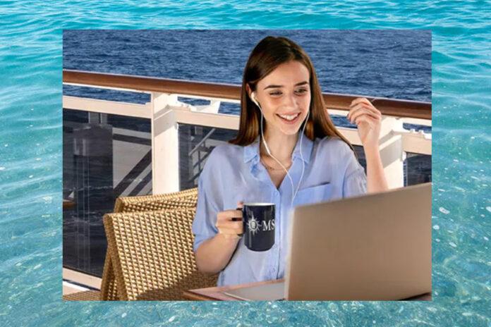 sail working, smartworking corciera