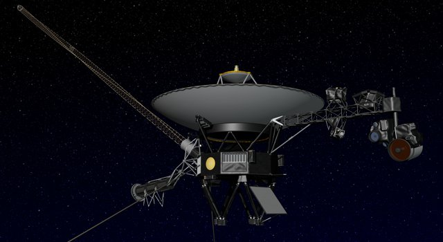 spazio profondo, spazio interstellare, voyager, sonda,