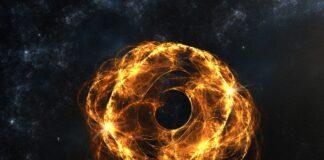 buco nero, via lattea