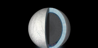 encelado, metano, segni di vita