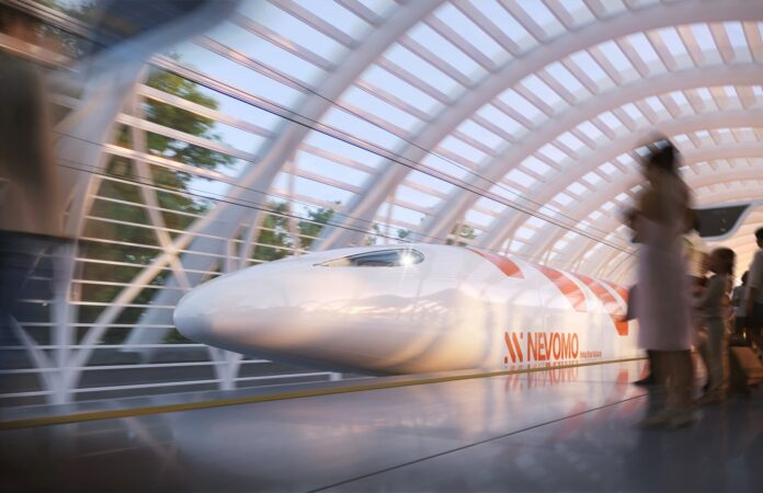 hyperloop, treno superveloce, magrail