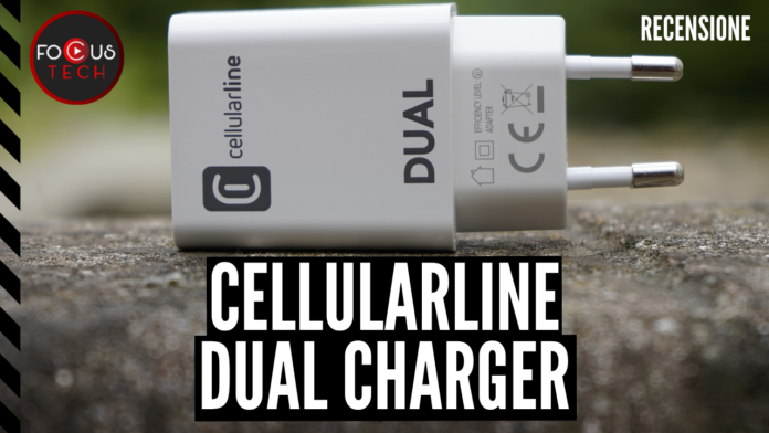 Cellularline Dual Charger
