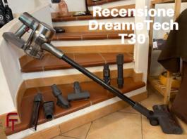 Recensione Dreame T30