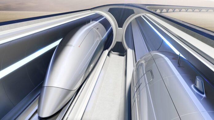 sistema italiano hyperloop