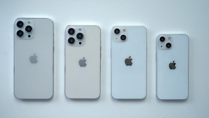 Apple iPhone 13 dummy