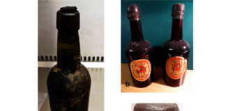 bottiglie, birra, lievito, birrificio