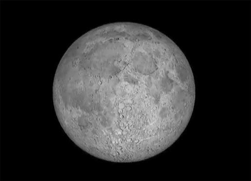 luna tremolante
