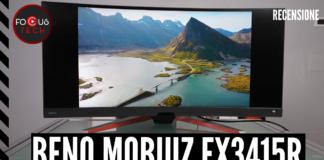 BenQ Mobiuz EX3415R