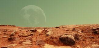 vita Marte Perseverance NASA