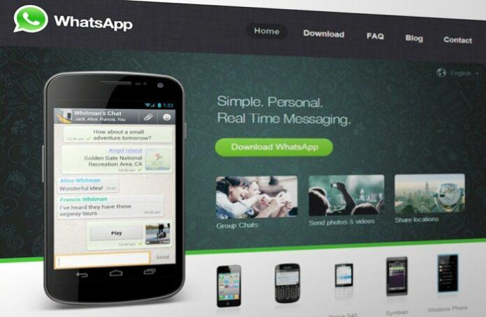 Whatsapp PC mobile