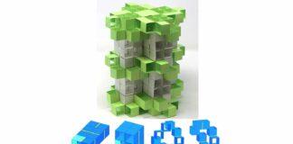 kirigami tridimensionali