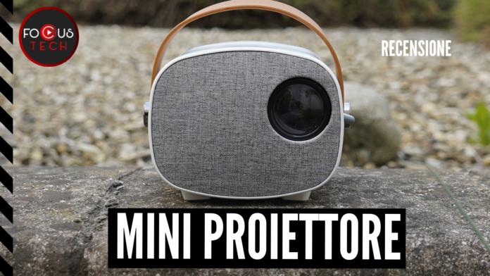 Mini proiettore