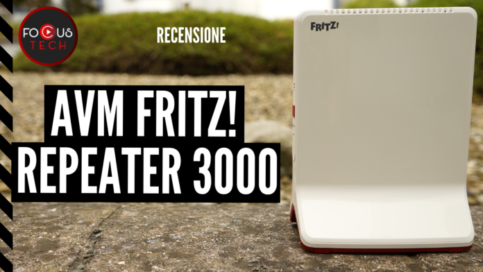 AVM FRITZ!Repeater 3000