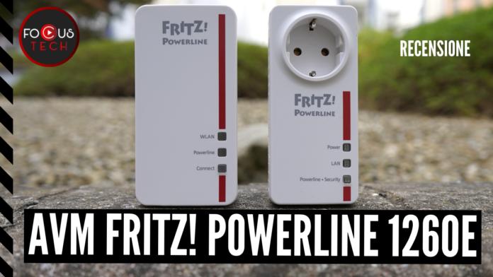 AVM FRITZ! Powerline 3000