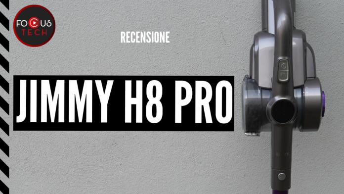 Jimmy H8 Pro