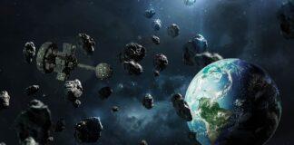 scoppio di una meteora