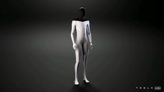 tesla, elon musk, robot, umanoide