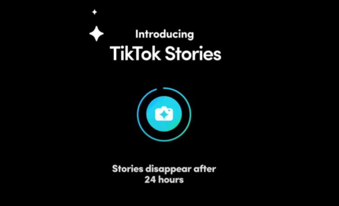 TikTok storie
