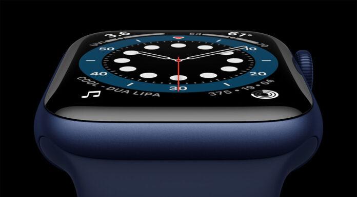 Amazon Apple Watch Series 6 offerta