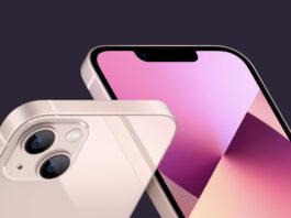 Apple iPhone 13 ufficiale