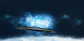 cina, astronave, spazio, orbita terrestre