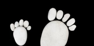 antiche impronte umane Nord America