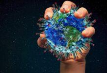 Covid-19 diffusione virus