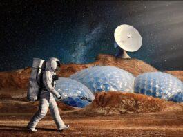Marte colonie