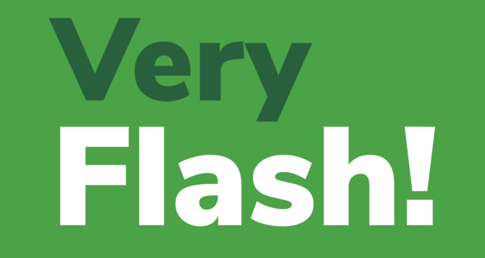 Very Mobile Flash