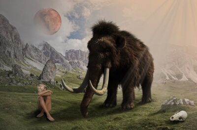 Siberia mammut lanosi