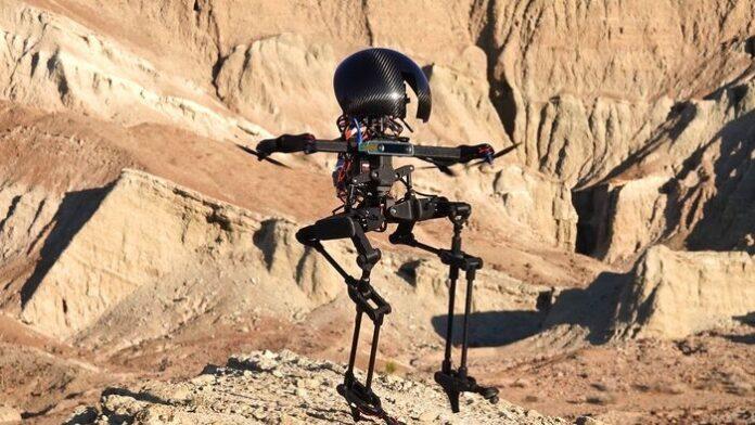 drone LEO